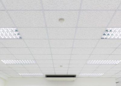 Ceiling lighting white